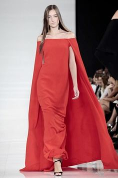 #Cape_it : . . Ralph Lauren Ready To Wear Spring Summer 2014 New York