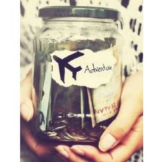 Everyone need an adventure jar! Easy DIY with a mason jar!