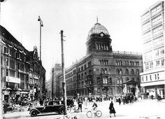 1920er Polizeipraesidium am Alexanderplatz                                                                                                                                                                                 Mehr