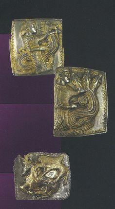 Thracian treasure from Letniza Bulgaria