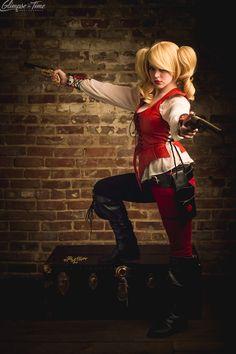 Pirate Harley Quinn
