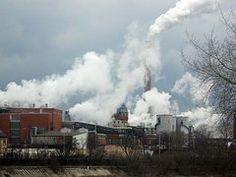 Free Image on Pixabay - Industrial Plants, Smoke, Chimneys