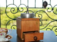 PeDe coffee grinder - 1950