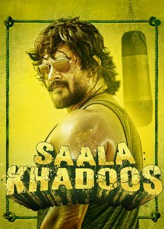 Saala Khadoos (2016) - A tough ex-boxer with a grudge against boxing authorities takes a scrappy young female fighter under his wing in the hope of making her a champion.