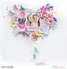 Bea Valint: You have my heart / Cocoa Vanilla Studio DT Scrapbook Cover, Scrapbook Page Layouts, Scrapbook Albums, Arts And Crafts, Paper Crafts, Scrapbook Embellishments, Layout Inspiration, Deco, Making Ideas