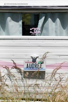 From the Fancy Farmgirl!   Pretty Caravan <3
