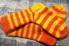 Villasukat / Woollen socks