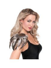 Owl Costume - $7.99  Owl Feather Epaulette for Adults - Halloween City