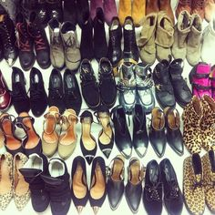 """""""Give a girl the right shoes, and she can conquer the world."""" – Marilyn Monroe"""