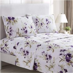 100% Polyester Imported FEEL THE DIFFERENCE - Sleep better and wake up each morning feeling refreshed and full of energy. Silky soft, most comfortable and luxurious bed sheets you can find. Best for any room in your house - bedroom, guest room, kids room, RV, vacation home. Great gift idea for men and women, Moms and Dads, Valentine's - Mother's - Father's Day and Christmas.  California King Sheets, Luxury Bed Sheets, Best Sheets, Fitted Bed Sheets, King Duvet Cover Sets, Pillow Top Mattress, Bed Sheet Sets, Home Bedroom, Decorating Your Home