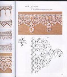 Billedresultat for paličkovaný beránek Mode Crochet, Crochet Motif, Irish Crochet, Crochet Lace, Crochet Patterns, Bruges Lace, Romanian Lace, Bobbin Lacemaking, Lace Art