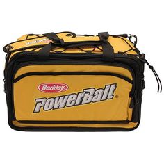 Berkley Tackle Bag - Large, Yellow – American Back Road Designs
