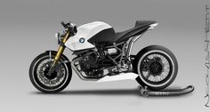 BMW R12 by Nicolas Petit