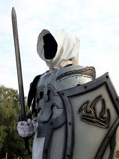 Phobosar of the Void. Beautiful armor, great idea!