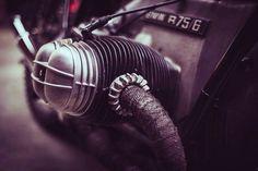 BMW R 75/6 Racer Build by Jey Aitch