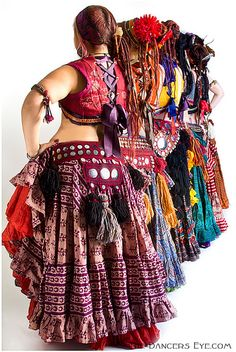 Blue Lotus Tribe by The Dancers Eye - Fine Art Bellydance Photography, via Flickr