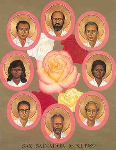 Modern martyrs for each day of Holy Week (Holy Wednesday, Jean Donovan and the Maryknoll Sisters of El Salvador, martyred on December Holy Wednesday, Pray For Us, Holy Week, Military Personnel, My Church, We Remember, 25th Anniversary, Holy Spirit, Event Planning