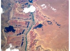 Flying over Grand Canyon...been there