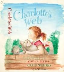 Oh Wilbur......you really are Some Pig.....so glad you met Charlotte.....I think this book is one of my favorite early childhood stories.  There is no better book on the subject of friendship.  Terrific!