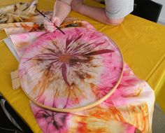 Start and Develop a Silk-Art Business