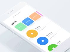UI/UX Case Study: Playlist — Radial Interaction – Muzli - Design Inspiration