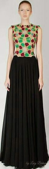 "Rami Kadi F/W 2014 Haute Couture ~ ""Un Souffle d'Orient"""