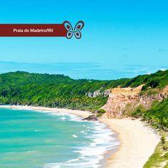 A Praia do Madeiro, também chamada de Praia dos Golfinhos ou Ponta do Madeiro, é uma praia localizada no município de Tibau do Sul, no litoral sul do estado do Rio Grande do Norte e bastante próxima à praia da Pipa.