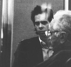 Nick Cave & Johnny Cash