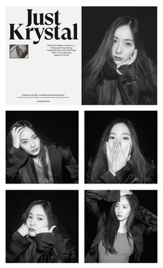 Krystal Sulli, Krystal Jung, Jessica & Krystal, Jessica Jung, Portrait Photography Poses, Girl Photography, Kdrama Actors, Only Girl, Korean Actresses