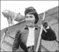 Therese was the first woman to an solo. She flew in Private Pilot, French Sculptor, Vintage Air, Lead The Way, Before Us, Aviation, Fly Girls, Air Planes, Pilots