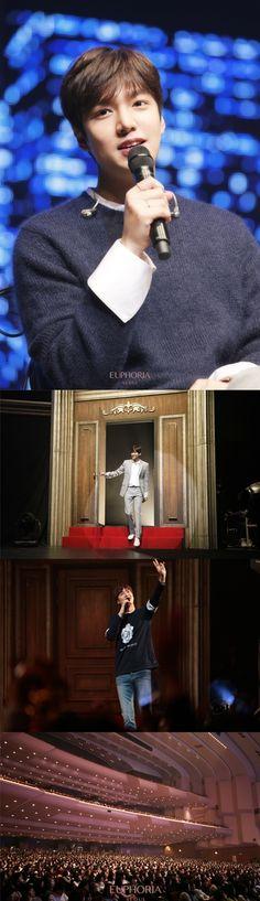 Japan Talk Concert: 25 Jan 2016 (Monday) at Yokohama : Korean Actor Lee Min Ho이민호, 韓日 양국 토크콘서트 성료…역대급 팬서비스 | 엑스포츠뉴스 (27 Jan 2016 (Wed) By: Xports News)