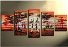 Large Canvas Art, Abstract Art, African Art, Dancing Girl Painting, Ca – Art Painting Canvas Buy Paintings Online, Canvas Paintings For Sale, Hanging Paintings, Online Painting, 5 Piece Canvas Art, Large Canvas Art, Canvas Wall Art, Buy Canvas, Painting Of Girl