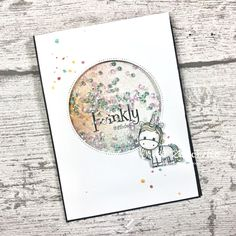 Unicorn Cards, Stamp, Stamps