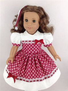 DIY - How to Make: Doll Joggers -Handmade - Clothes - Craft - American Girl Doll Clothes Vintage by HFDollBoutique American Girl Outfits, American Girl Dress, American Doll Clothes, American Girls, Sewing Doll Clothes, Girl Doll Clothes, Girl Dolls, Ag Dolls, Barbie Clothes