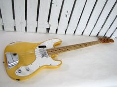 Vintage 1974 Fender Telecaster Tele Bass Guitar | Fender Bass only 3k thats not too bad