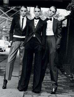 xaxii le smoking suit genderless clothing