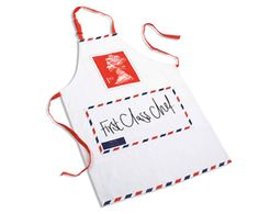 The Stamp Collection - First Class Chef Apron