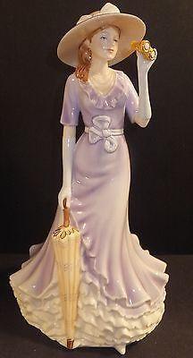 Royal Doulton Pretty Ladies Happy Birthday 2014 Figurine HN 5672 New Signed