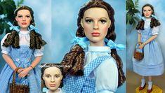 Doll Repaint Wizard of OZ by *noeling on deviantART