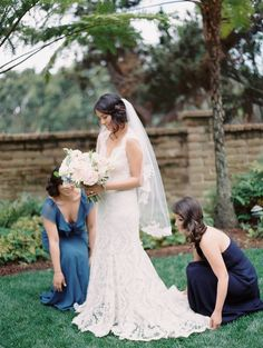 Earthy Chic and Elegant California Wedding - MODwedding
