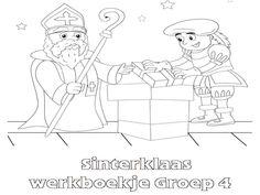 Sinterklaas Werkboekje Groep 4