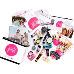 Join me in this incredible journey! Let's get pampered! Just $99 gets you all this and MORE! #perfectlyposh #pampering #natural
