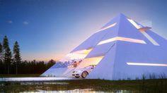 La casa piramide