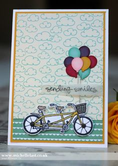 Pedal Pusher FREE from Stampin' Up! during Saleabration - with Michelle Last