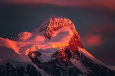 Torres in pink by Jean-FrancoisChaubard pink Sunrise Cloud Mountain Torres del Paine Patagonia Torres in pink Jean-FrancoisChaubard Outdoor Photography, Landscape Photography, Travel Photography, Chile, Photos Of The Week, Cool Places To Visit, Scenery, Pink, Vacation