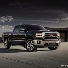 GMC Sierra Pick Up 2014. No im not pinning this to the wrong board, this is something nice that i wish i had :(