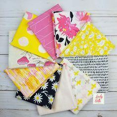 Wonderful Things by Bonnie Christine for Art Gallery Fabrics Fat Quarter Bundle