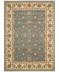 kathy ireland Home Ephesus Anatolia Slate Blue 9u002710
