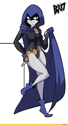 See more 'Teen Titans' images on Know Your Meme! Teen Titans Raven, Teen Titans Go, Dc Comics Art, Comics Girls, Marvel Comics, Raven Beast Boy, Comic Manga, Hero Girl, Ecchi Girl