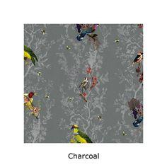 Birds N Bees Wallpaper by Timorous Beasties